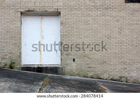 doorway - stock photo
