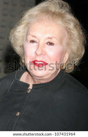 Doris Roberts   At the Los Angeles premiere of HBO's 'True Blood' series. Arclight Cinemas, Hollywood, CA. 09-04-08