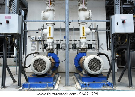 Double compressing - stock photo