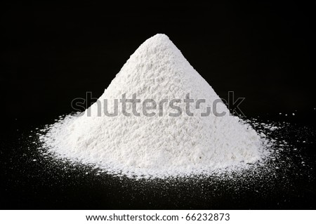 dough on background - stock photo