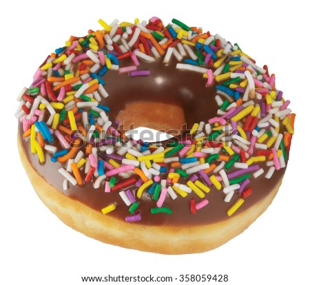 doughnut  - stock photo