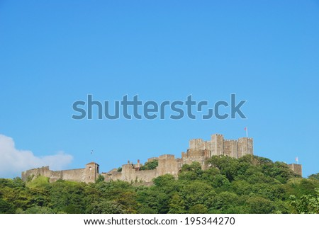 Dover Castle, United Kingdom
