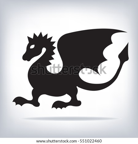 Dragon for your design.