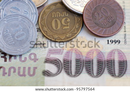 dram (armenian currency)