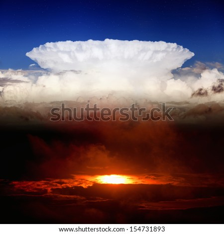heaven and hell stock images royaltyfree images