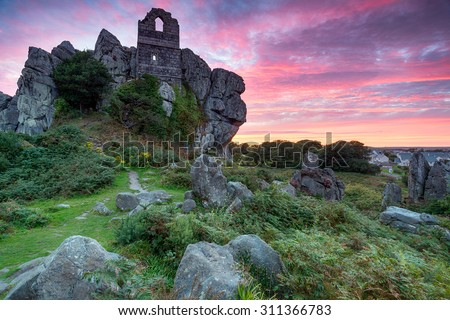 Rock Outcropping Stock Images Royalty Free Images