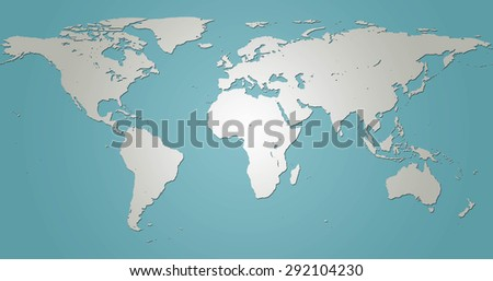 World map infographic layout world map stock vector 719436004 draw a map of the world in a simple format for the pattern varies symbol gumiabroncs Gallery