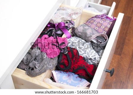 Erotic panty drawer stories was specially