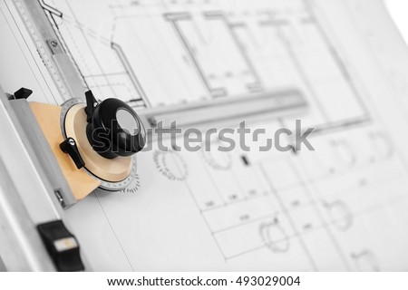 Architectural Drawing Board architect drawing board stock images, royalty-free images
