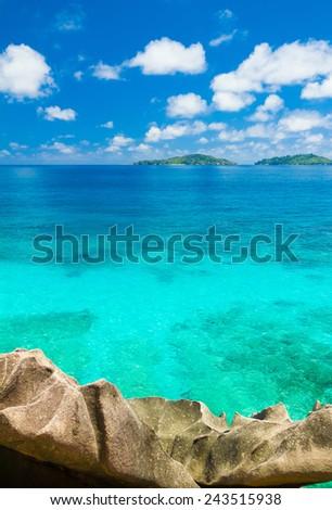Dream Sea Bay  - stock photo