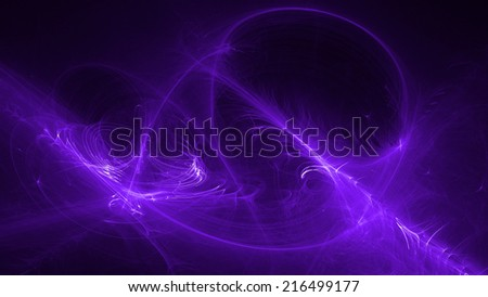 Dream Violet Light