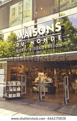 store maison du monde good lavorare in maisons du monde offerte per capi reparto store manager. Black Bedroom Furniture Sets. Home Design Ideas