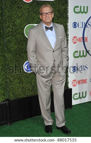 Drew Carey at CBS TV Summer Press Tour Party in Beverly Hills.  July 28, 2010  Los Angeles, CA Picture: Paul Smith / Featureflash