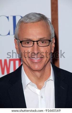 Drew Pinsky at the CBS, The CW And Showtime TCA Party, The Pagoda, Beverly Hills, CA 08-03-11