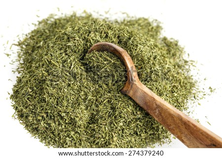 how to make dried dill weed