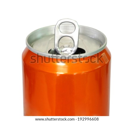 Drink can , Empty can