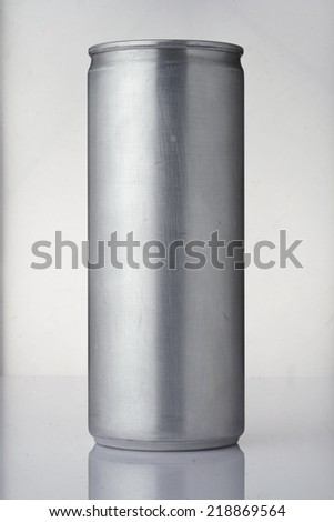 drinks cans - stock photo
