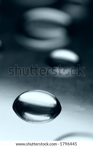 drop - stock photo