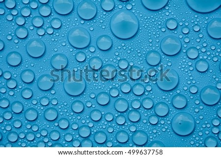 drops water background