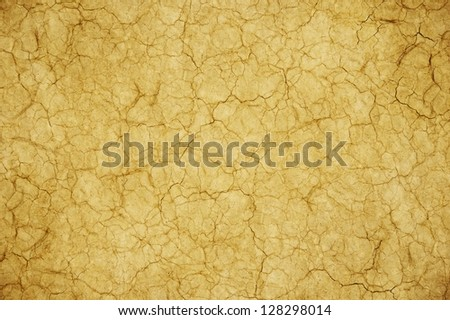 Drought Cracked Soil Background. Extreme Weather Photography Collection. - stock photo