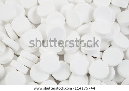 Drugs background - stock photo