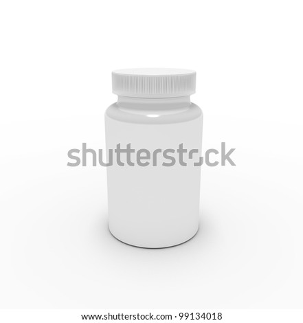 Drugs bottle