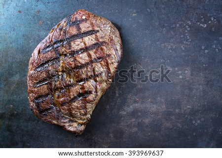 Dry Agd Barbecue Entrecote Double