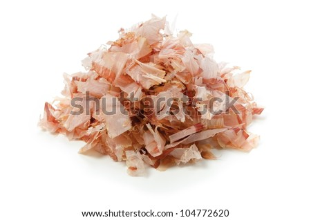 dry fish flakes