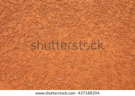 Red clay stock images royalty free images vectors shutterstock dry light red crushed bricks surface on outdoor tennis ground detail of rough texture sciox Images