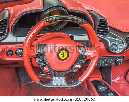 Old Classic Car Dashboard Stock Photo Shutterstock