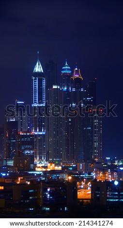 Dubai, United Arab Emirates - stock photo