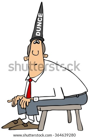 Dunce Hat Stock Images, Royalty-Free Images & Vectors | Shutterstock