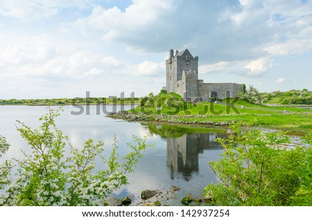 Dunguaire Castle, Ireland