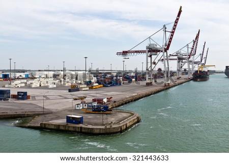 Dunkerque stock images royalty free images vectors shutterstock - Dunkirk port france address ...