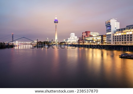 Dusseldorf stock photos illustrations and vector art