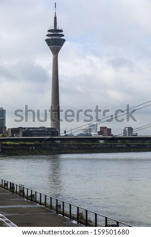Dusseldorf, Germany  - stock photo