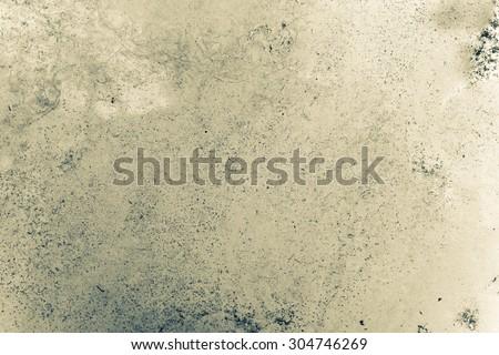 Dust On Mirror Make Grunge Texture Stock Photo 304746269 ...