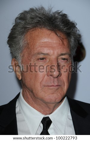 "Dustin Hoffman at the ""Barney's Version"" Centerpiece Gala Screening AFI FEST 2010, Egyptian Theatre, Hollywood, CA. 11-06-10"