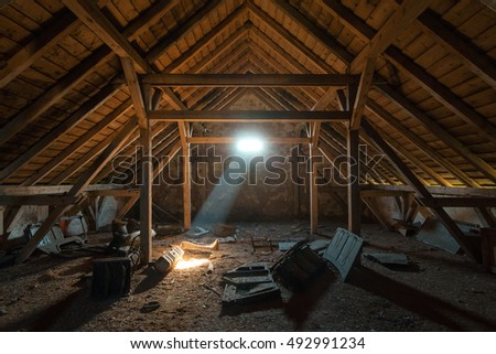 Attic Stock Images Royalty Free Images Amp Vectors