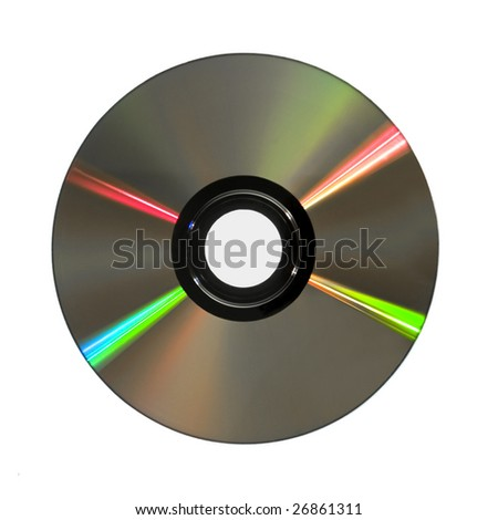 DVD set against a white background