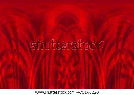 dyed pattern on material abstract background