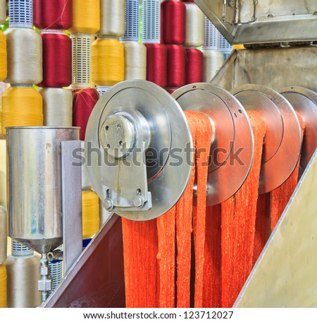 ikat dyeing using selected dye yielding Tion and the fixation yield are defined as follows:  test might be used to select dyes for dyeing  graph prepared using dye solutions con-.