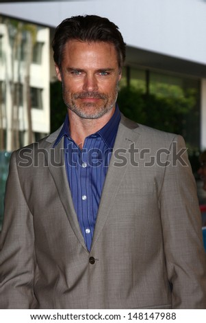 Dylan Neal at  the Hallmark Channel Summer TCA event, Beverly Hilton Hotel, Beverly Hills, CA 07-24-13