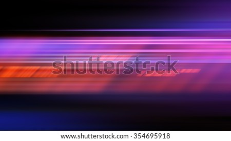 Dynamic high speed motion digital DNA future flow tech design background - stock photo