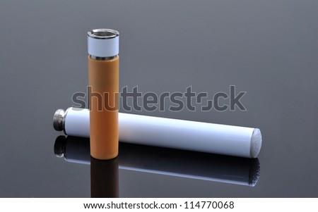 e-cigarette - stock photo