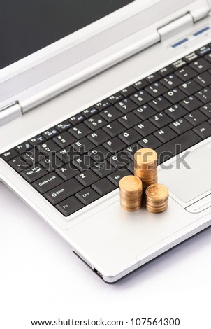 E-commerce - stock photo