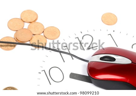 E-commerce - stock photo