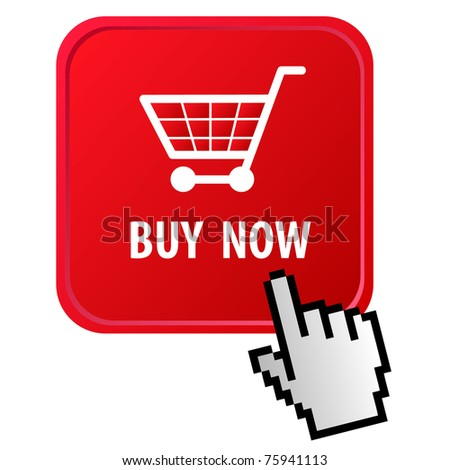 E-commerce. raster version - stock photo
