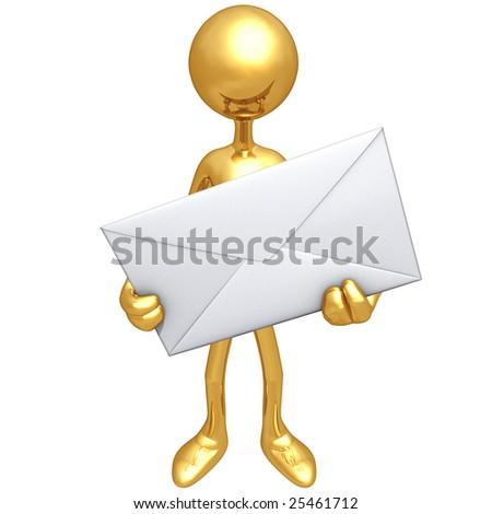 E-Mail - stock photo
