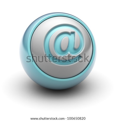 E-mail Full collection of icons like that is in my portfolio - stock photo
